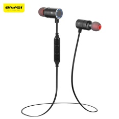 Retail Price Awei Ak8 Waterproof Magic Magnet Attraction Bluetooth 4 1 Sports Headphones With Microphone On Ear Control Intl