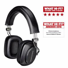 B W P7 Wireless Headphone Black Best Price
