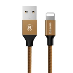 Baseus 2A Fast Charging Ios 10 Lightning To Usb Charger Data Cable For Iphone 5 6 7 Plus Ipad 180Cm Intl Price Comparison