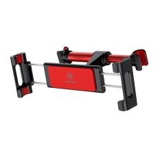 Sale Baseus Adjustable Headrest Bracket Car Mount Backseat Holder For 4 7 12 9 Inch Phone Tablet Red Intl Baseus Branded