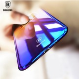 Cheap Baseus Aurora Gradient Color Case For Samsung Galaxy Note 8 Case Thin Slim Pc Back Cover For Galaxy Note8 Colorful Phone Case Intl