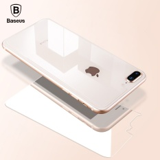Price Compare Baseus For Iphone 8 Plus Back Glass 3Mm Scratch Proof Screen Protector Glass Ultra Thin Glass Film Intl