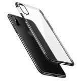 Compare Prices For Baseus Hard Pc Case For Iphone X Cases Luxury Transparent Plastic Case For Iphone X Cover Ultra Thin Plating Phone Accessories Intl