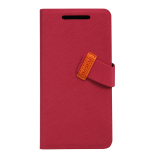 Review Baseus Magnetic Flip Wallet Case Cover Pouch For Htc One M7 China