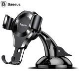 Discount Baseus Osculum Gravity Reaction Car Phone Holder Universal Sucker Suction Cup Mount Holder For Iphone X 8 7 Sam Sung Note8 S8 Mobile Phone Holder Stand Intl Baseus