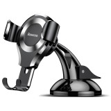 Discount Baseus Suction Cup Gravity Car Mount Holder For Iphone X Samsung Galaxy Note 8 Etc Intl Baseus