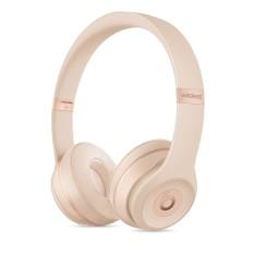 Latest Beats Solo3 Wireless On Ear Headphones Mattegold