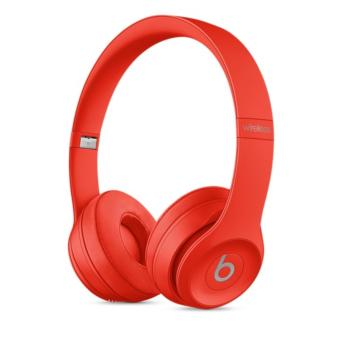 Review Beats Solo3 Wireless On Ear Headphones Product Red Singapore