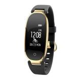 Low Price Beau Lemfo S3 Bluetooth 4 Smart Watch Heart Rate Monitor Waterproof Wristwatch Intl