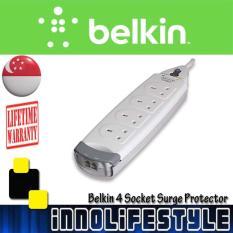 Belkin 4 Socket Surge Protector