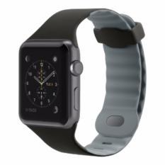 Belkin Sport Band For Apple Watch (38mm) (black Top) By Belkin Official Store.
