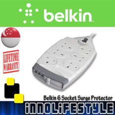 Belkin Superior Series 6-Socket Surge Protector