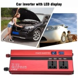 Who Sells Belle Portable 2000W Power Car Inverter With Lcd Display 12V 220V 4 Usb Ports Intl The Cheapest
