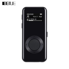 Best Offer Benjie Mini Mp3 K3 8Gb Thinner Mp3 Music Player Stereo 3D Sound Fm Record E Book Metal Mp3 Sport With Earphone Armband Languages Intl