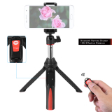 Cheap Benro Mk10 Handheld Extendable Mini Tripod Selfie Stick With Remote Control Shutter For Ios Iphone 5S 6S 6S Plus Android Smartphone Cellphone For Gopro Intl Online