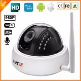 Discount Besder 960P Security Wi Fi Ip Camera 2 8Mm Lens 64G Sd Card Slot Onvif Push Alarm Yoosee P2P Dome Wireless Camera Ip Free Power Adapter Intl Besder On China