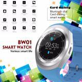 Cheapest Betreasure Bw01 Smart Watch Sport Bluetooth Wearable Men Women Classical Business Smart Watch Intl