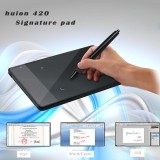 Best Buy Black 420 B Stylus Digital Drawing Pen Graphics Tablet Signature Pad Huion 680S 420 H420 Intl