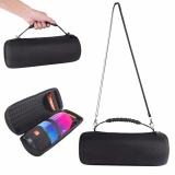 How To Buy Black Hard Eva Carry Storage Case For Jbl Pulse 3 Wireless Bluetooth Speaker Intl