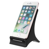 Compare Black Qi Wireless Fast Charging Stand For Samsung Galaxy S6 S7 S8 Iphone Intl Prices