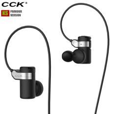 4eae3e3492b Bluedio CCK KS Parkour Version Bluetooth 4.1 Earphone Sports HiFi Super  Bass Stereo