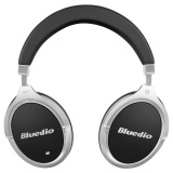 Bluedio F2 Faith Active Noise Cancelling Over Ear Business Wireless Bluetooth Headphones With Mic Black Intl Free Shipping