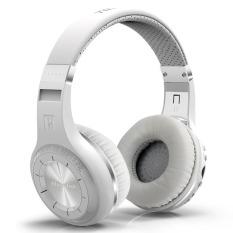 Price Bluedio Hurricane H Wireless Bluetooth 4 1 Stereo Headphones White Online Singapore