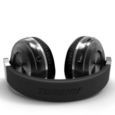 Cheapest Bluedio T2 Turbine 2 Bluetooth 4 1 Headphone Sd Card With Microphone Black