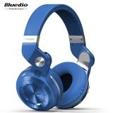 Best Offer Bluedio T2 Turbine 2 Bluetooth 4 1 Headphone Sd Card With Mic Blue Intl
