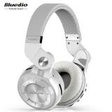 The Cheapest Bluedio T2 Turbine 2 Bluetooth 4 1 Headphone Sd Card With Mic White Intl Online