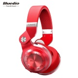 Bluedio T2S Bluetooth Headphones With Mic Red Intl Free Shipping