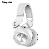 Latest Bluedio T2S Bluetooth Headphones With Mic White Intl