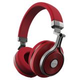Top Rated Bluedio T3 Turbine 3Rd Extra Bass Wireless Bluetooth 4 1 Stereo Headphones Red Intl