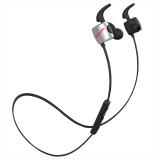 Coupon Bluedio Te Bluetooth 4 1 Wireless Sports Headphones Sweatproof Mic Black Intl