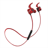 Sale Bluedio Te Bluetooth 4 1 Wireless Sports Headphones Sweatproof Mic Red Intl