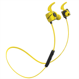 Buy Bluedio Te Bluetooth 4 1 Wireless Sports Headphones Sweatproof Mic Yellow Intl