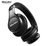 Bluedio Ufo Bluetooth Headphones Wireless Headset With Mic Black Intl China