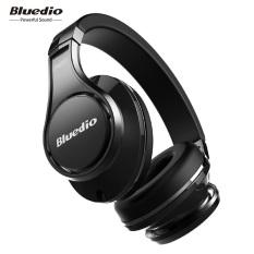 Bluedio Ufo Bluetooth Headphones Wireless Headset With Mic Black Intl Lower Price