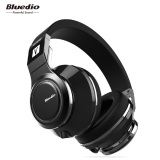 Discount Bluedio V 12 Drivers Wireless Bluetooth Headphone With Mic Black Intl Bluedio On China