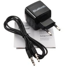Bluetooth 3.0 Audio Aux Receptor 3.5mm Adaptador Dongle + USB Cargador Pared EU - intl