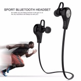 Buy Bluetooth Earphone Wireless Sports Headphones In Ear Headset Running Music Stereo Earbuds Handsfree With Mic For Smartphones Intl Oem Original