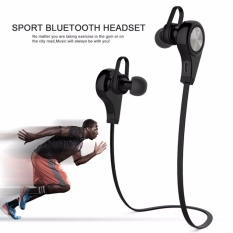 For Sale Bluetooth Earphone Wireless Sports Headphones In Ear Headset Running Music Stereo Earbuds Handsfree With Mic For Smartphones Intl