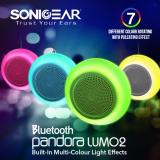 Retail Price Bluetooth Portable Speaker Multi Color Lights Effects Lumo 2 Green