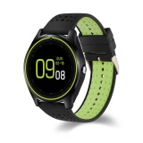 How Do I Get Bluetooth Smart Watch With Touch Screen Sim Card Hands Free Call Support Waterproof Multifunction Multiple Languages Smartwatch Color Black Intl