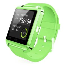 Purchase Bluetooth Smartwatch U8 U Smart Watch For Android Phone Smartphones Android Wear Black Intl