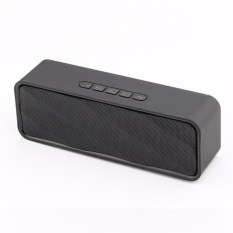 Sale Bluetooth Speaker Wireless Mini Portable Handsfree Usb Tf Card Fm Radio Stereo Sound Double Speaker Subwoofer Player Intl On China