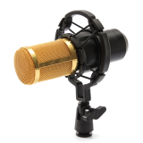 Where To Shop For Bm800 Condenser Microphone Recording With Shock Mount Kit Black Intl