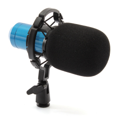 How To Buy Bm800 Dynamic Condenser Microphone Mic Sound Studio Recording Kit With Shock Mount Blue Export