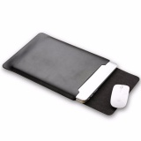Buy Boshiho Microfiber Leather Macbook Air 13 Inch Protective Soft Sleeve Case Cover Macbook Pro Retina Carry Bag Holder With Safe Interior And Exterior Mouse Pad Black Intl Cheap On Hong Kong Sar China