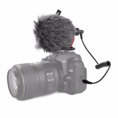 Boya By Mm1 Stereo Audio Recording Mic Microphone For Living Camera Camcorder Dslr Dv Lf783 Intl Free Shipping